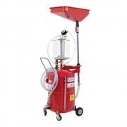 SOGI Aspiratore olio esausto pompa per il recupero olio pneumatica SOGI REC-70P