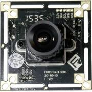 Cameră video PCB 720 x 576 pixeli 12 V/DC Conrad Components BC-714