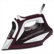 Rowenta Focus Excel Dw5220 Ferro Da Stiro A Vapore 2700 Watt Colore Bordeaux, Bi