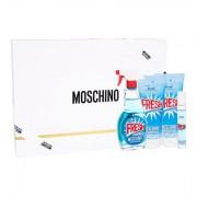 Moschino Fresh Couture confezione regalo eau de toilette 100 ml + lozione corpo 100 ml + doccia gel 100 ml + eau de toilette 10 ml Donna