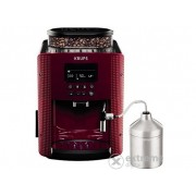 Cafetiera automata Krups EA816570 + XS6000 Autocappuccino, Red