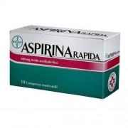 Bayer Aspirina Rapida 10 Compresse Masticabili 500 Mg