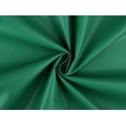 Ekobőr anyag táskákhoz, dekorációkhoz, 140cm/0.5m, smaragdzöld, 380735-16