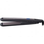Placa de indreptat parul Remington PRO-Ceramic Ultra S5505, 230 grade, Mov/Negru