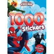 Marvel Spider-Man - 1000 Klistermärken och Över 60 Aktiviteter