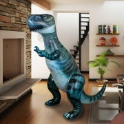 Out of the Blue Opblaas Dino XL - 175 cm