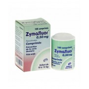 Rottapharm Spa Zymafluor 0,50mg 100 Compresse