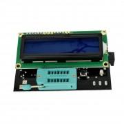 Multi Tester pt. Componente: Tranzistoare, Rezist, Cond, ESR, Bobine