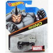Masinuta Rhino 1/64 Hot Wheels Marvel