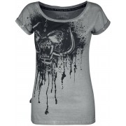Motörhead EMP Signature Damen-T-Shirt - Offizielles Merchandise XS, S, M, XL, XXL, 4XL Damen