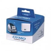 Dymo LabelWriter DY99012 etikett címke 36x89mm fehér nagy címek