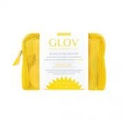 Glov Cestovní sada s odličovací rukavicí - Yellow