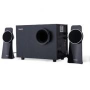 IMPEX Multimedia Speaker System- Spinto 2.1
