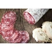 Cartella Nera Food Selection Il Salame Friulano A Punta Di Coltello