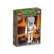 LEGO Minecraft - Schelet BigFig și cub de magmă (21150) LEGO