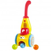 Playgo Scoop-a-Ball Launcher Yellow 2995