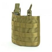 Blackhawk Cutaway Vest ammo Pocket small Coyote
