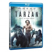Warner Bros. Entertainment The Legend Of Tarzan(2016), Blu-Ray