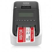 Brother Kit stampante per etichette QL-820NWB, 300 x 600dpi Wireless, QL820NWBZG1
