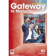 HUEBER Gateway to Maturita 2nd Edition B2: Student´s Book Pack - David Spencer