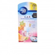 Ambi Pur Car Ambientador Recambio #fruta Tropical 7 Ml