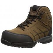 Nautilus Safety Footwear Nautilus 1845 ESD Comp Zapatillas de senderismo de metal impermeables, Marrn, 9.5 WUS
