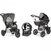Бебешка комбинирана количка Trio Activ 3 - Dune, Chicco, 2522096