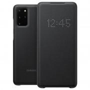 Bolsa LED View Cover EF-NG985PBEGEU para Samsung Galaxy S20+ - Preta