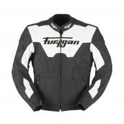Furygan Motorradjacke Furygan Bullring Schwarz-Weiß