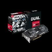 VC, ASUS DUAL-RX580-O8G, 8GB GDDR5, 256bit, PCI-E 3.0