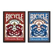 Bicycle Dragon Back műanyag bevonatú kártya