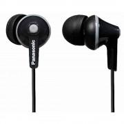 Casti Panasonic in-ear RP-HJE125E-K Negru