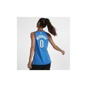 Regata Nike Oklahoma City Thunder Icon Edition Swingman Feminina