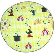 Nee & Wee Cotton Playmat cum Drawstring Toy Storage Bag