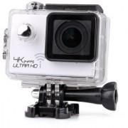Magideal 4K Ultra HD 1080P 12MP WIFI Sports DV Action Waterproof Camera White
