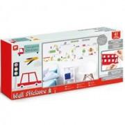 Kit Decor Sticker Transport
