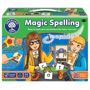 Joc educativ in limba engleza Silabisirea Magica Magic Speeling