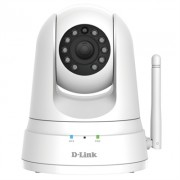 D-LINK CAM IP HD H.264, PTZ, WI-FI, DAY-NIGHT