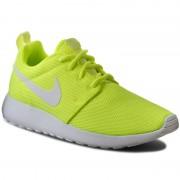 Обувки NIKE - Roshe One 844994 700 Volt/White/Barely Volt