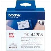 Brother P-Touch QL 710 WSP. Etiquetas de Papel Despegable Negro/Blanco Original