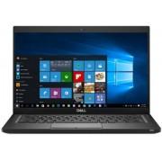"Ultrabook™ Dell Latitude 7490 (Procesor Intel® Core™ i5-8350U (6M Cache, up to 3.60 GHz), Kaby Lake R, 14""FHD, 8GB, 512GB SSD, Intel® Graphics UHD 620, FPR, Tastatura Iluminata, Win10 Pro, Negru)"