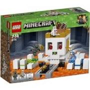 LEGO 21145 LEGO Minecraft Dödskallearenan