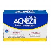 Sabonete Facial Acnezil Extrasecante 90g