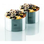 Комплект от 2 пръстена за десерти и салати GEFU FORMA