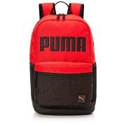 Puma Generator Mochila para hombre, Rojo medio, Talla única