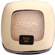L'Oréal Paris Color Riche L'Ombre Pure сенки за очи цвят 206 little Beige Dress Nude