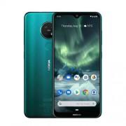 Nokia 7.2 cyaan groen