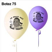 Baloane Aniversare Bebe