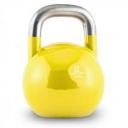 Capital Sports Compket 16, sárga, 16 kg, verseny kettlebell, gömbsúlyzó (FIT20-Compket)