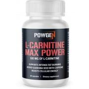 PowGen L-Carnitine Max Power: nejčistší L-karnitin švýcarské kvality pro intenzivní spalování tuků. Obsahuje 60 kapslí na 1 měsíc.